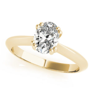 contemporary solitaire ring settings