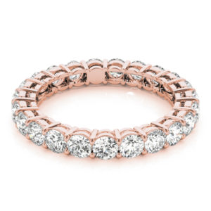 eternity band for anniversary gift ideas